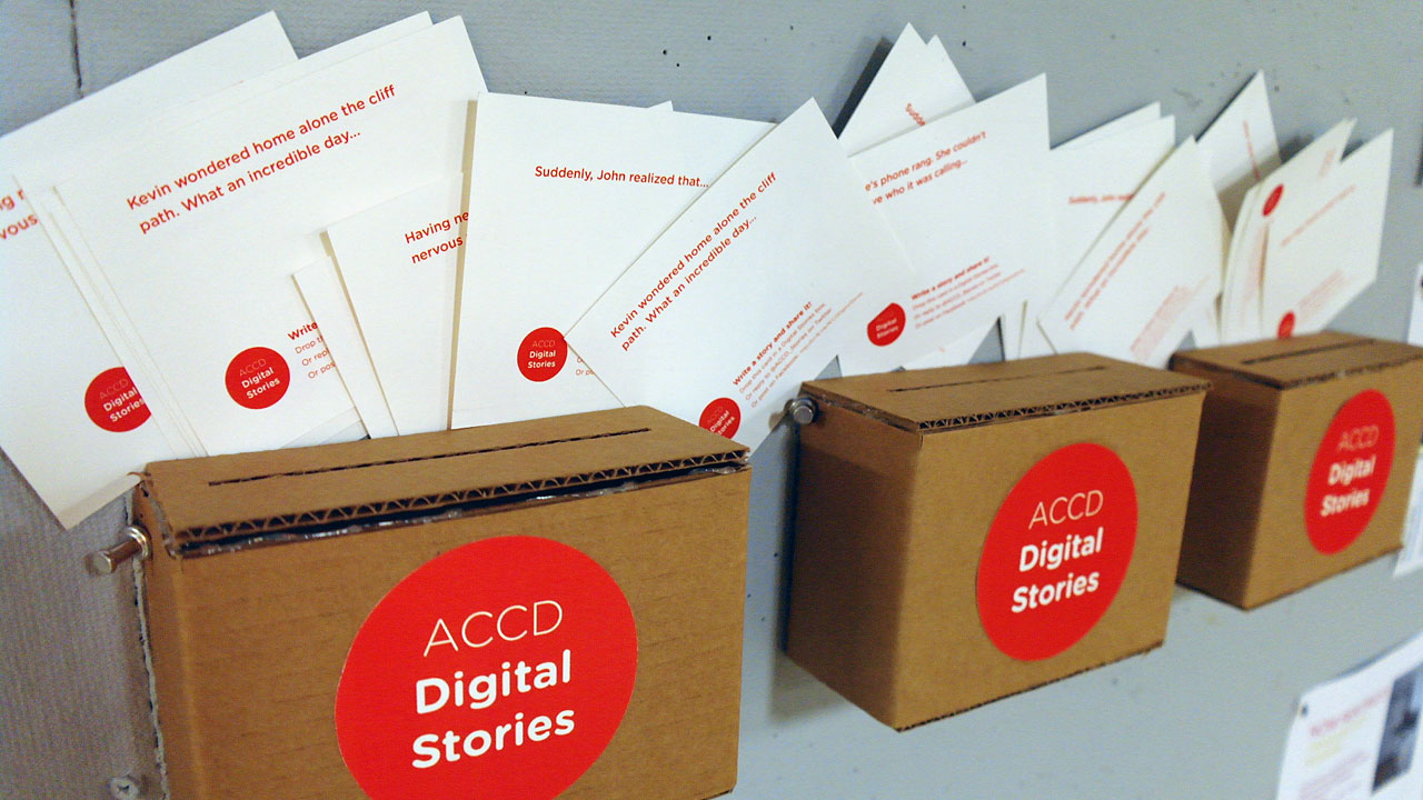 ACCD Digital Stories